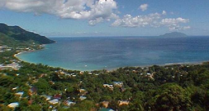 Property at Beau Vallon with project consisting of 21 apartments of 122 m2 each