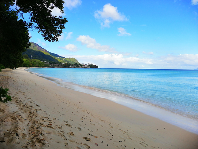 Property for sale on Beau Vallon, Mahe